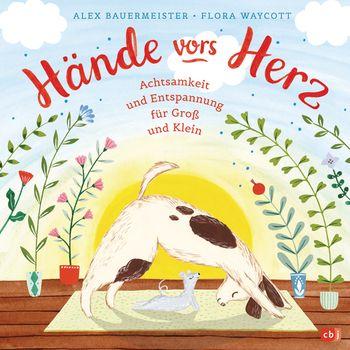 """""""Hände vors Herz"""" von Alex Bauermeister und Flora Waycott"""