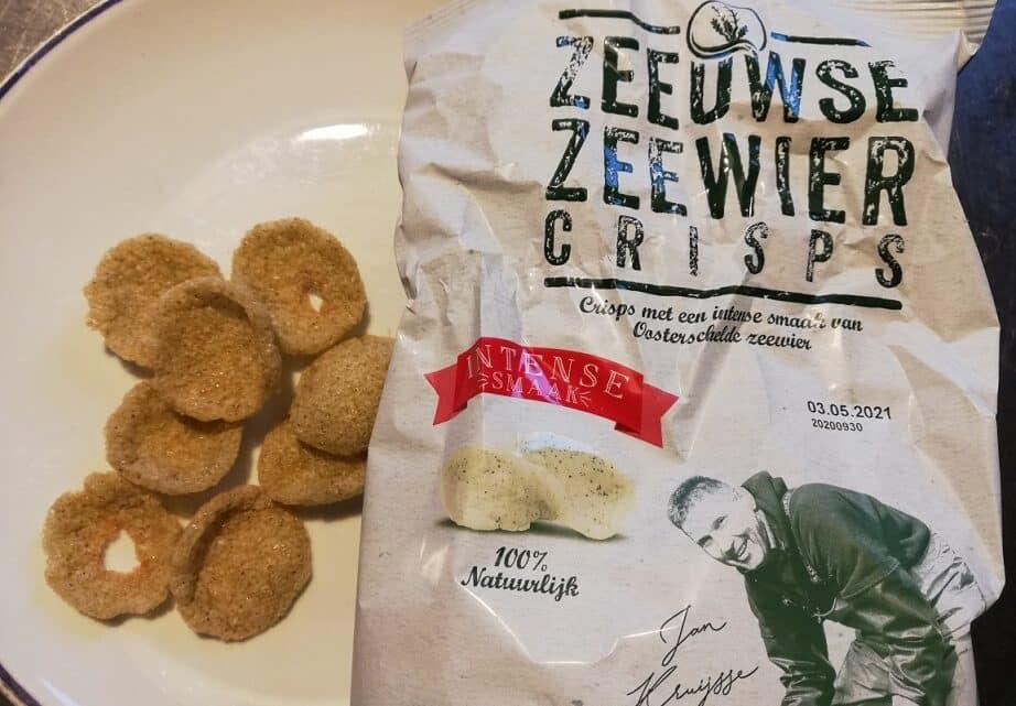 Produkttest: Zeeuwse Zeewier Crisps der Algenladen GmbH