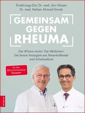 """""""Gemeinsam gegen Rheuma"""" von Dr. med. Jörn Klasen und Dr. med. Keihan Ahmadi-Simab"""
