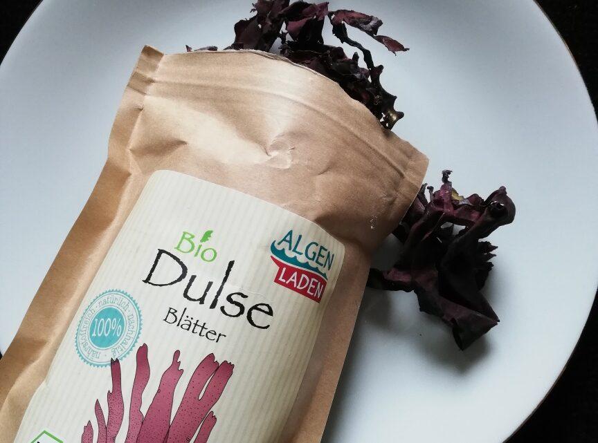 """Produkttest """"Dulse-Blätter"""" der Algenladen GmbH"""